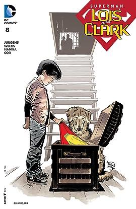Superman: Lois and Clark (2015-2016) #8