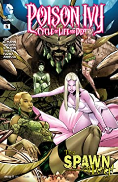 Poison Ivy: Cycle of Life and Death (2016) #5