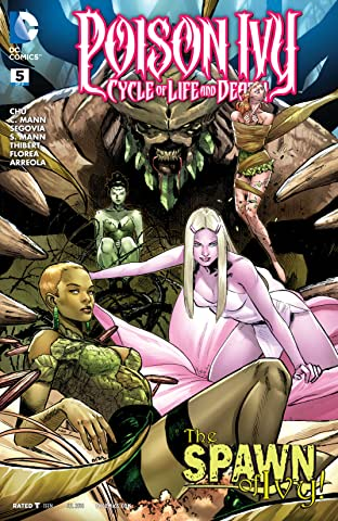 Poison Ivy: Cycle of Life and Death (2016-) #5