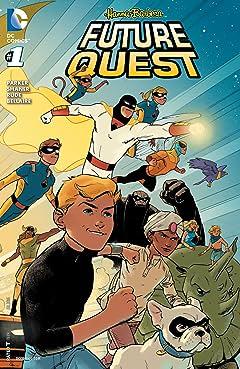 Future Quest (2016-2017) #1