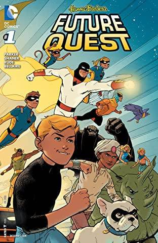 Future Quest (2016-) #1