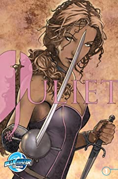 Juliet #1 (of 4)
