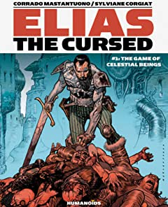 Elias the Cursed #1: The Game of Celestial Beings