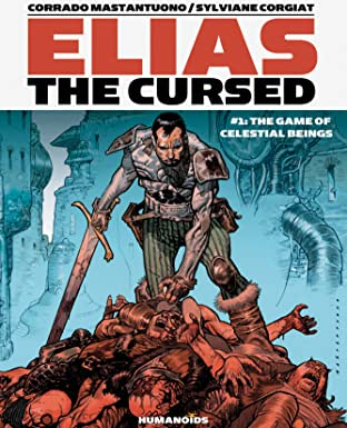 Elias the Cursed No.1: The Game of Celestial Beings
