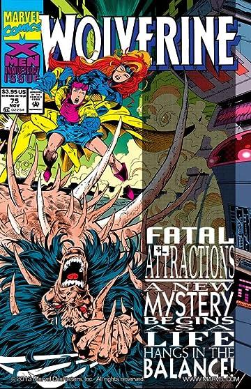 Wolverine (1988-2003) #75