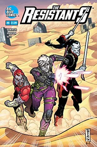 The Resistants #0