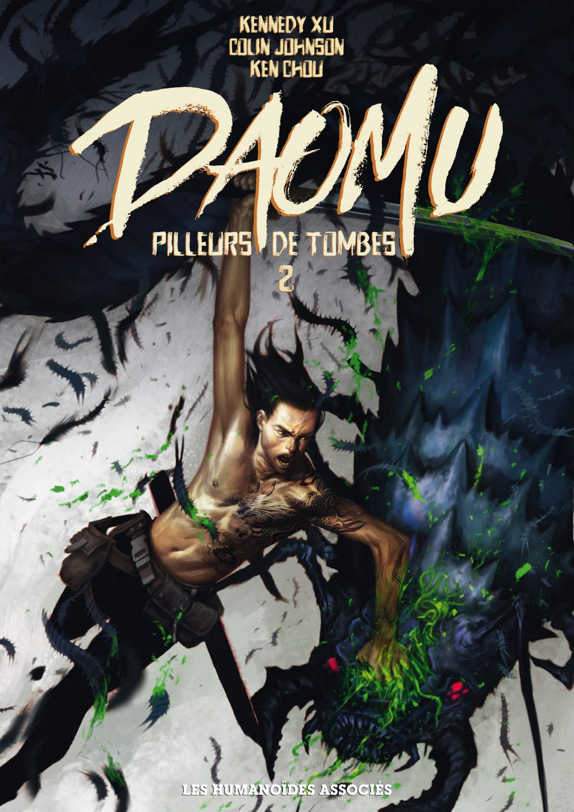 Daomu - Pilleurs de tombes Vol. 2