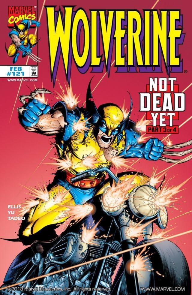 Wolverine (1988-2003) #121