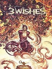 Three Wishes Vol. 3: Solomon's Tomb