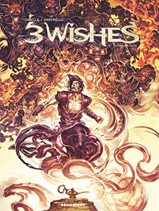 Three Wishes Vol. 3: Solomon's Tomb
