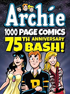 Archie 1000 Page Comics 75th Anniversary Bash!