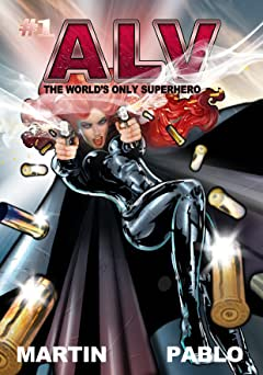 ALV: The World's Only Super Human #1
