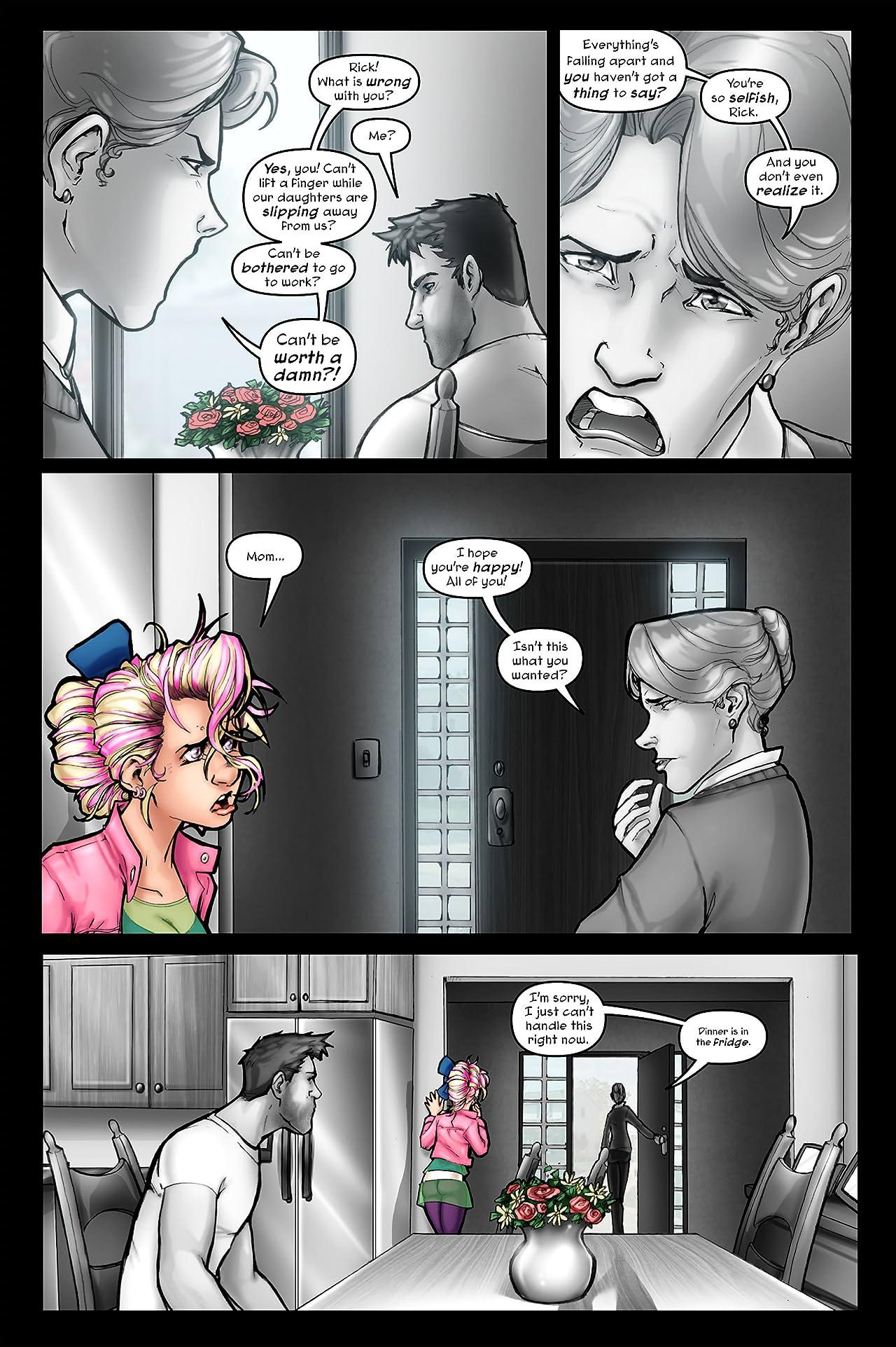 Rainbow in the Dark #5