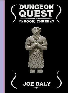 Dungeon Quest: Book Three