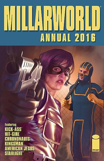 Millarworld Annual 2016