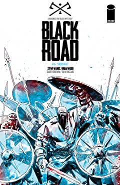Black Road No.4