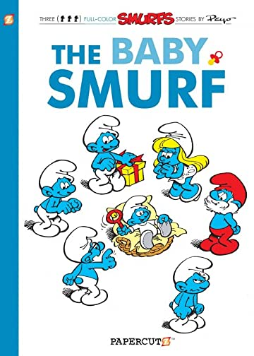 The Smurfs Vol. 14: Baby Smurf Preview