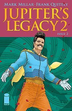 Jupiter's Legacy Vol. 2 #2