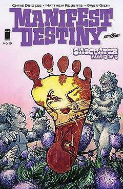 Manifest Destiny No.21