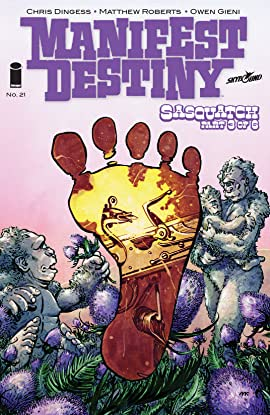 Manifest Destiny No.21