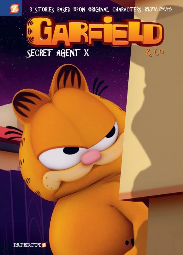 Garfield and Company Vol. 8: Secret Agent X Preview