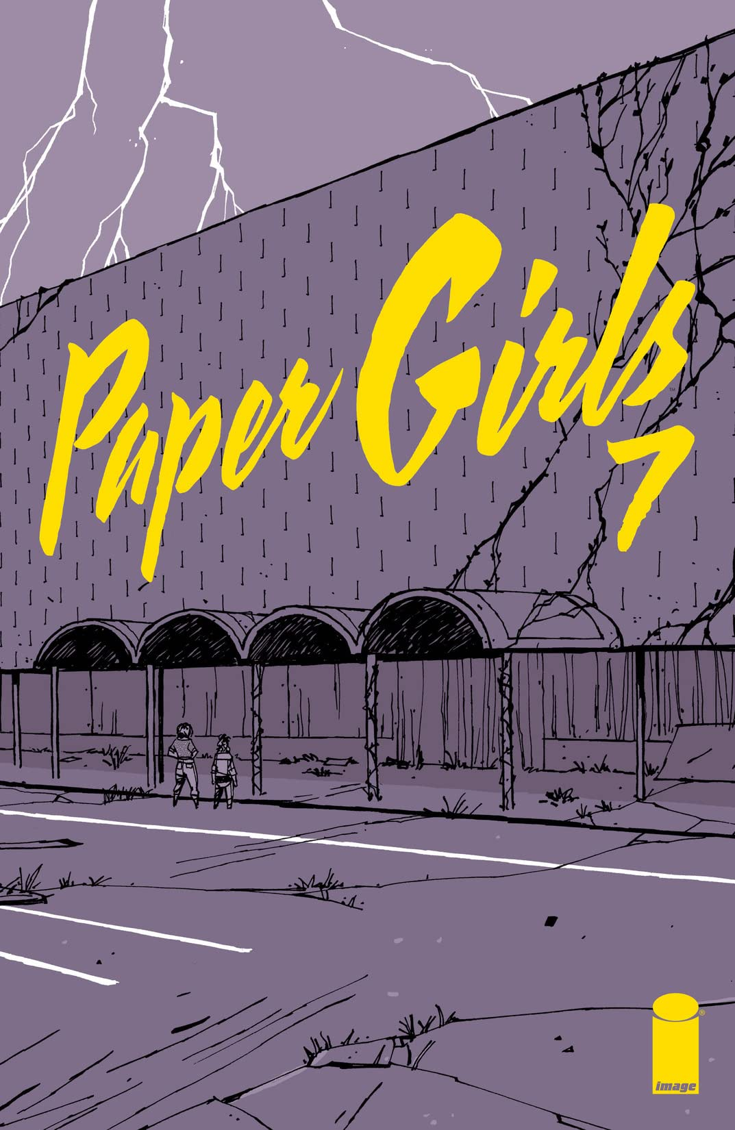 Paper Girls #7