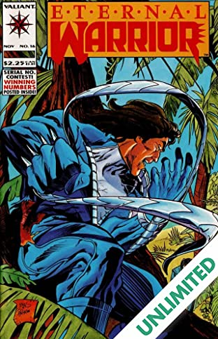 Eternal Warrior (1992-1996) #16
