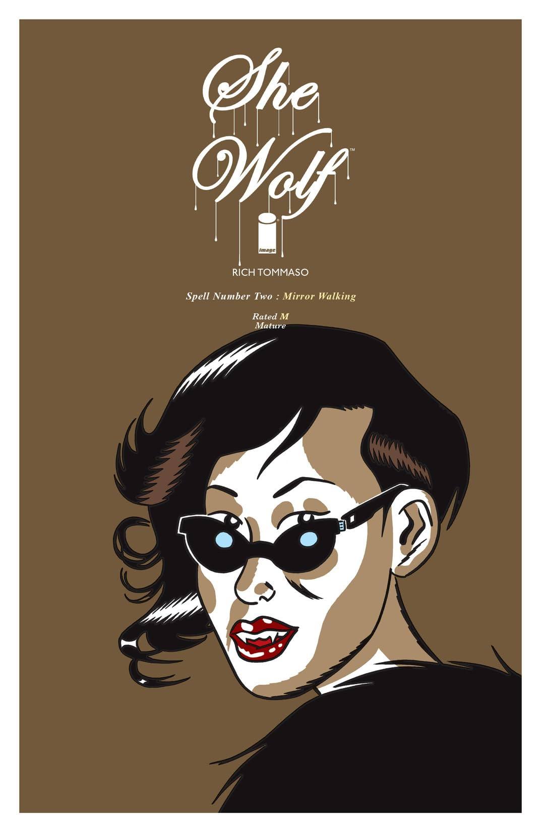She Wolf #2