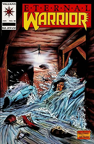 Eternal Warrior (1992-1996) #18