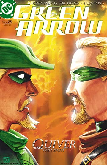 Green Arrow (2001-2007) #8