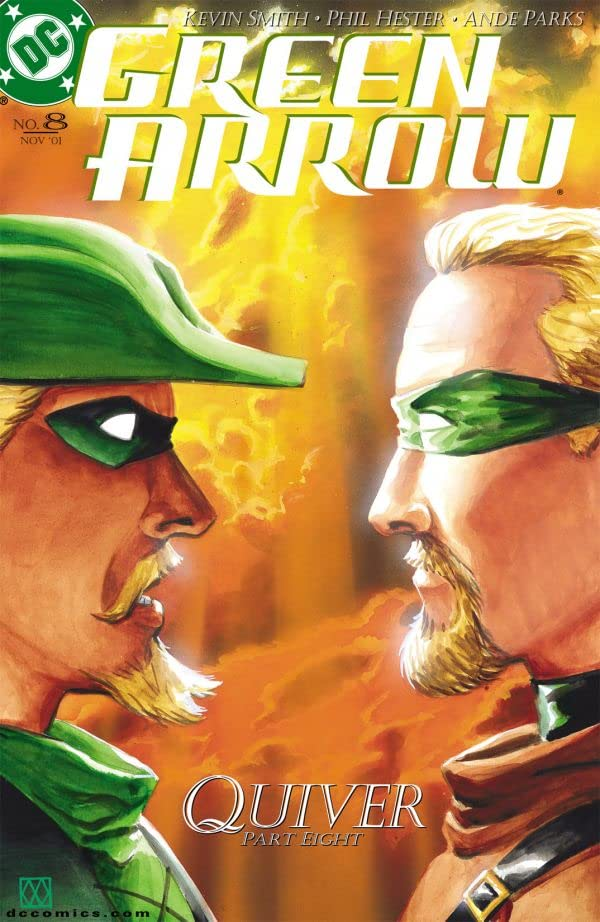 Green Arrow (2001-2007) #8