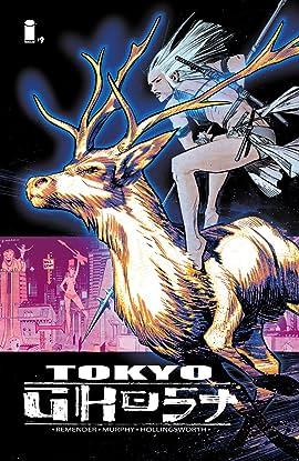 Tokyo Ghost #9