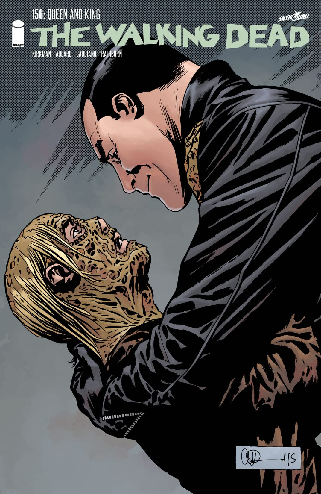The Walking Dead No.156