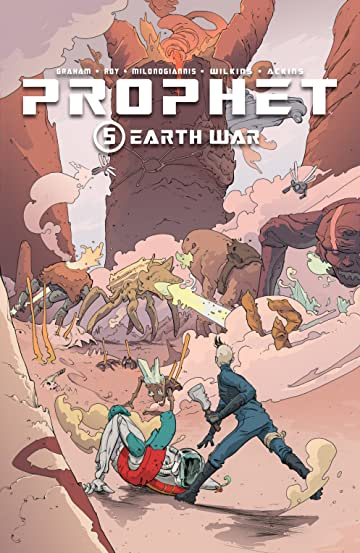 Prophet: Earth War Vol. 5