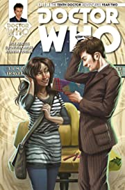 Doctor Who: The Tenth Doctor #2.12