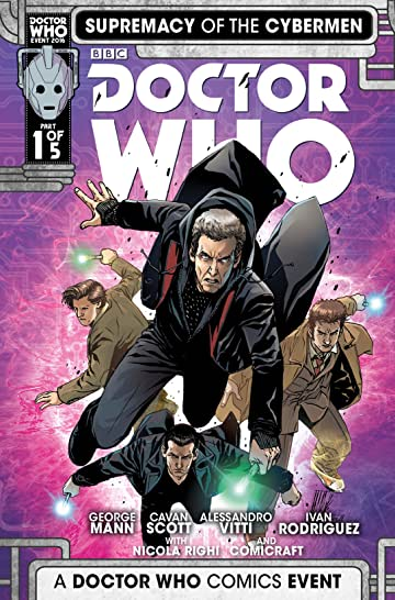 Doctor Who: Supremacy of the Cybermen #1