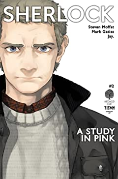 Sherlock: A Study in Pink No.2