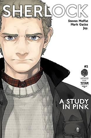 Sherlock: A Study in Pink No.2