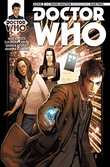 Doctor Who: The Tenth Doctor #2.13