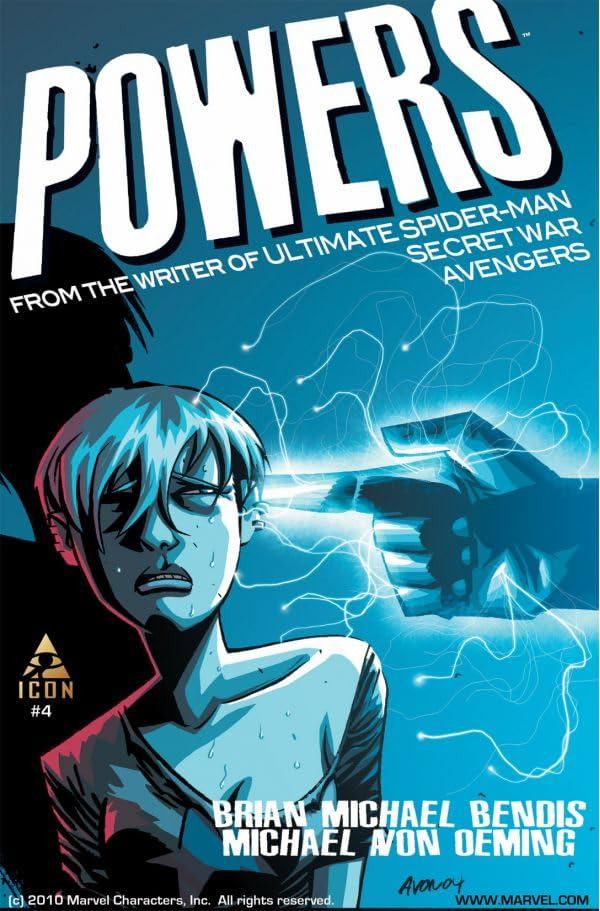 Powers (2004-2008) #4