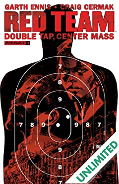 Red Team: Double Tap, Center Mass #1