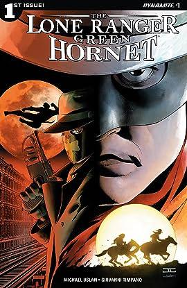 Lone Ranger/Green Hornet #1: Digital Exclusive Edition