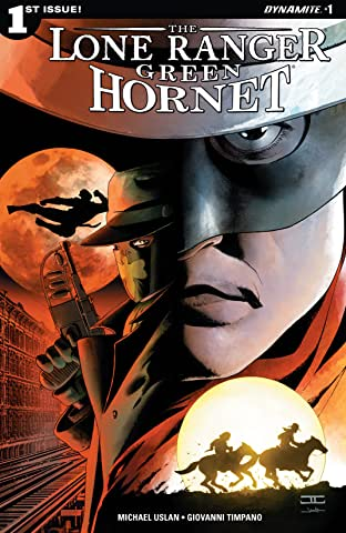 Lone Ranger/Green Hornet #1: Digital Exclusive Edition