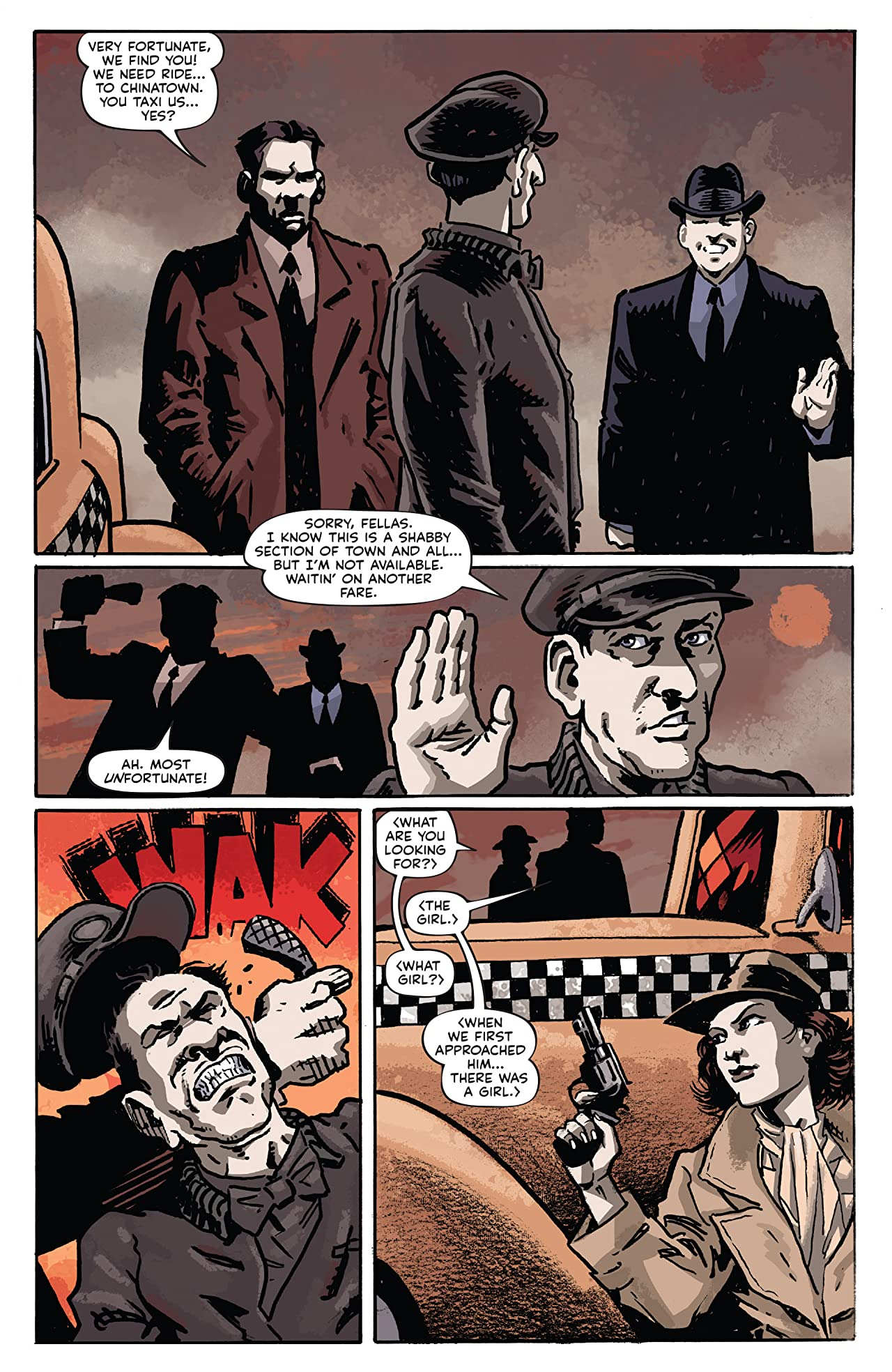 The Shadow: The Death of Margot Lane #2: Digital Exclusive Edition