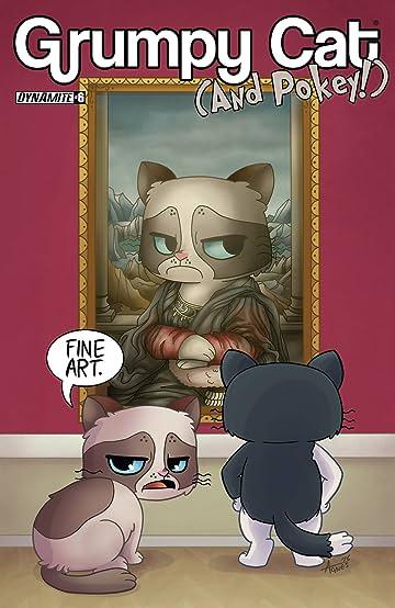Grumpy Cat And Pokey Vol. 2 #6: Digital Exclusive Edition