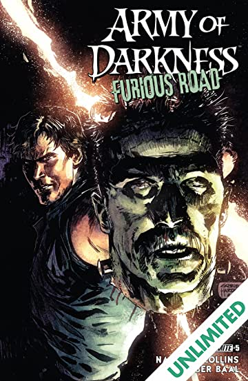 Army Of Darkness: Furious Road #5: Digital Exclusive Edition