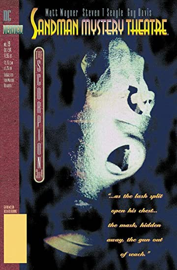 Sandman Mystery Theatre (1993-1999) #19