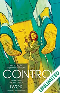 Control #2: Digital Exclusive Edition