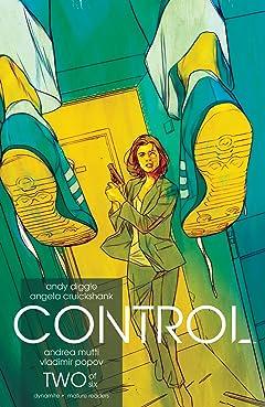 Control No.2: Digital Exclusive Edition