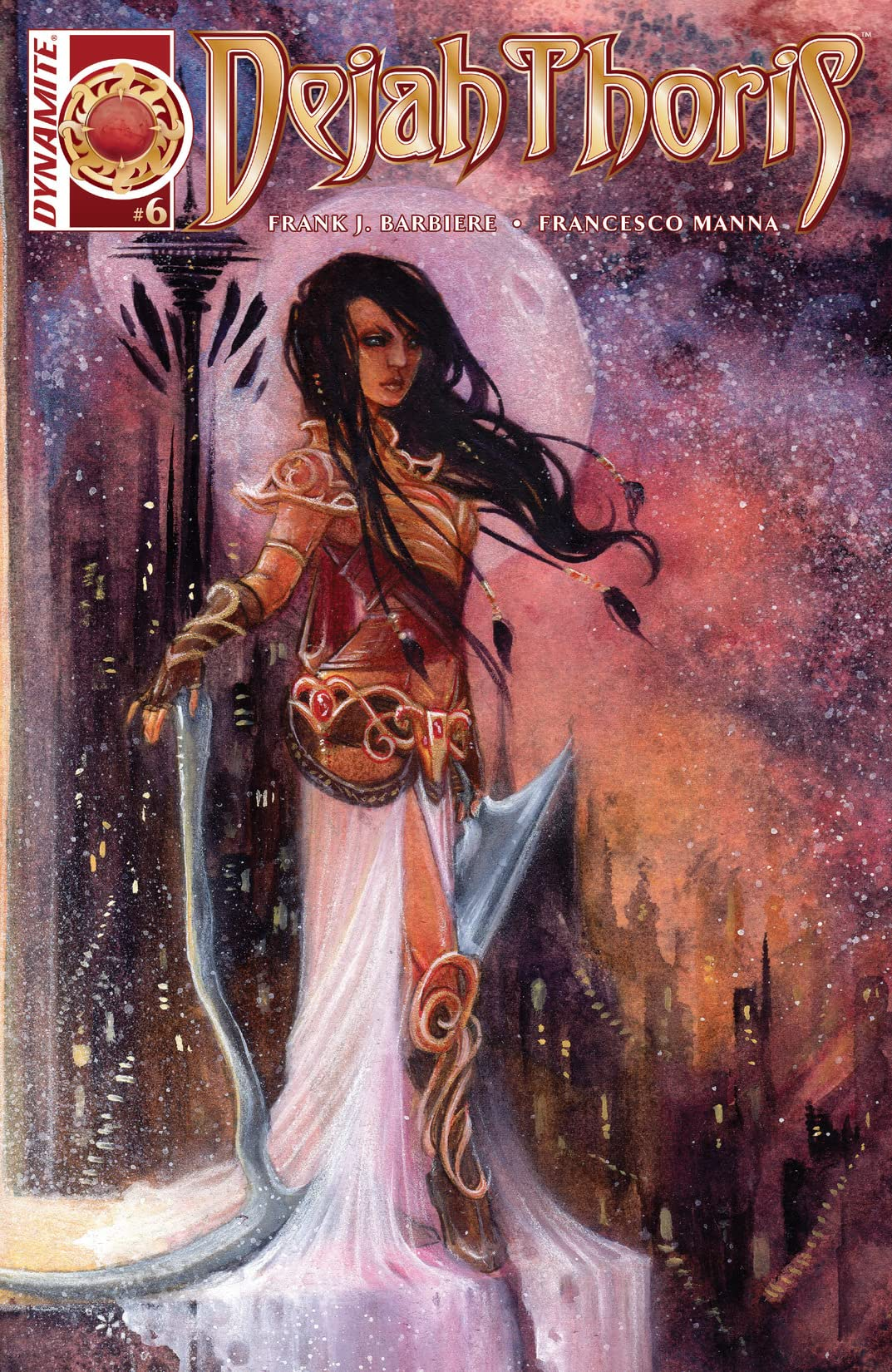 Dejah Thoris #6: Digital Exclusive Edition